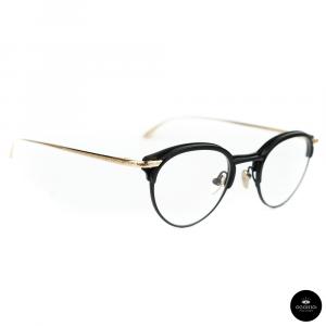 MASUNAGA designed by Kenzo, LEPUS / black and Gold