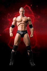S.H. Figuarts WWE: THE ROCK by Bandai