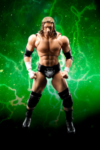 S.H. Figuarts WWE: TRIPLE H by Bandai