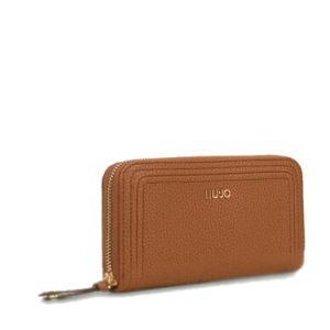 Portafoglio XL Zip Around  colore deer LIU JO