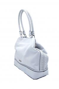 Shopping Bag con decoro laterale