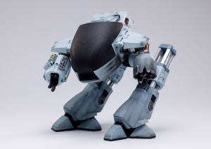 *PREORDER* Robocop Exquisite: BATTLE DAMAGE ED209 by Hiya Toys