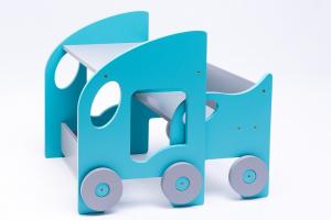 Table and Chair – Tavolo di apprendimento Montessori con seduta
