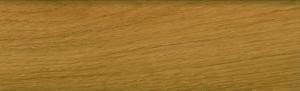 MM 82X13 ML 2.40 /  BATTISCOPA  ROVERE VERNICIATO  AL ML  3,50