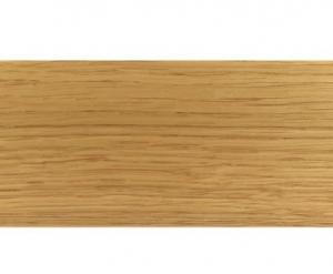 Battiscopa in Legno Ajous Liscio Rovere  - DIMENSIONI: 6,5X0,7cm - Altezza: 2,40mt - Scegli tu le misure!