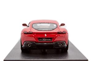 Ferrari Roma Rosso Corsa 1/43 Looksmart