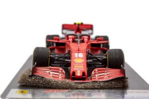 Ferrari Sf1000 2nd Austrian Gp 2020 Charles Leclerc 1/43 Looksmart