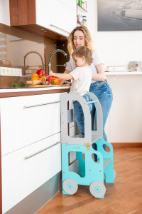 CAR StepStool – Torre Montessori
