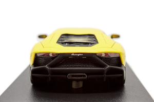 Lamborghini Aventador LP 720-4 50th Anniversary Giallo Maggio 1/43 Looksmart