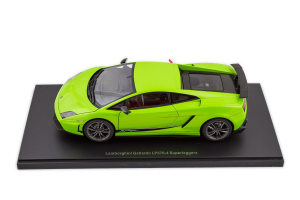 Lamborghini Gallardo LP570-4 Superleggera Verde Ithaca 1/18 Autoart