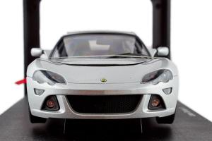 Lotus Europa S Silver 1/18 Autoart