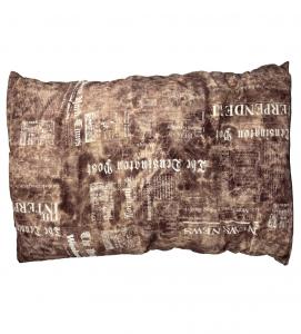 Homerdog - Cuscino Rettangolare Sfoderabile - In Cotone - mis.6