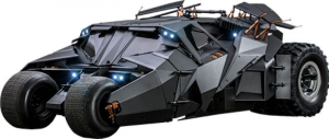 *PREORDER* The Dark Knight Trilogy: BATMOBILE 1/6 by Hot Toys