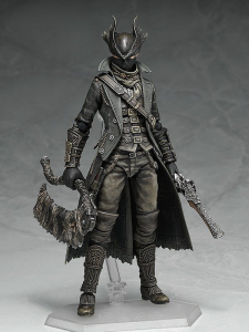 *PREORDER* Bloodborne The Old Hunters: HUNTER – THE OLD HUNTERS EDITION by Max Factory