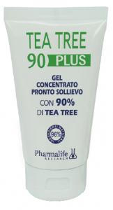 GEL CONCENTRATO PRONTO SOLLIEVO 90% TEA TREE PHARMALIFE