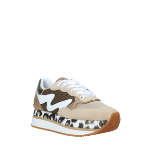 MANILA GRACE Sneaker S0003EM animalier