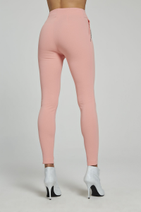 Pantalone Clod rosa a vita alta Aniye By