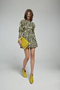 Abito Dress Ari zebrato Aniye By