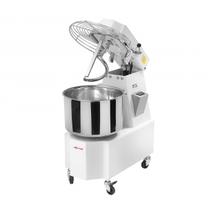 Impastatrice a Spirale Greta 50 - Vasca 50 lt - Inverter, Velocità Regolabile e Inversione