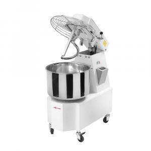 Impastatrice a Spirale Greta 40 - Vasca 40 lt - Inverter, Velocità Regolabile e Inversione