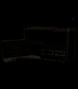 Orologio Uomo Citizen Crono Pilot Super Titanio radiocontrollato