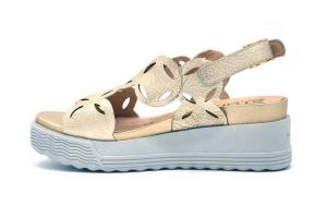 Parky 9 sandalo in pelle