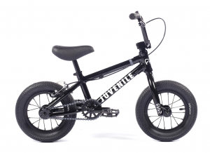 Cult Juvenile 12 pollici 2021 Bici Bmx per Bambini | Colore Black