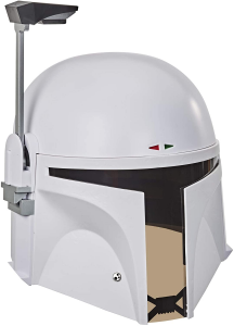 Star Wars Black Series Premium Electronic Helmet:​​​​​​​ Boba Fett (Prototype Armour) by Hasbro