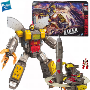 Transformers Generations War for Cybertron: Siege - Titan Series OMEGA SUPEREME by Hasbro