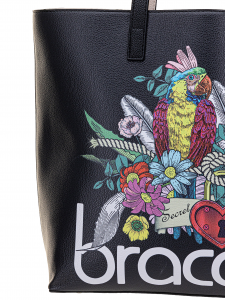 Braccialini Shopping Britney Nero