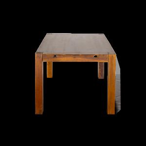 Tavolo allungabile in legno di palissandro indiano