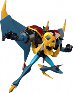 *PREORDER* Model Kit Moderoid Gaiking: Legend of Daiku-Maryu: RAIKING by Good Smile Company
