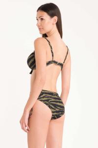 Costume da bagno donna bikini due pezzi militare DAVID