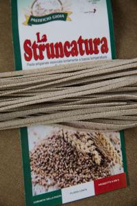 La Struncatura con Grani Naturali dell'Aspromonte (500gr)