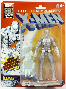 Marvel Legends Retro Collection: X-Men ICEMAN by Hasbro