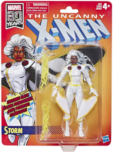 Marvel Legends Retro Collection: X-Men STORM White Suit by Hasbro