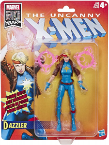 Marvel Legends Retro Collection: X-Men DAZZLER by Hasbro