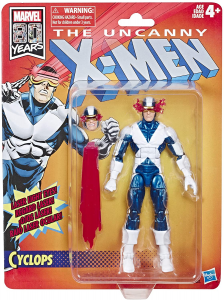 Marvel Legends Retro Collection: X-Men CYCLOPS by Hasbro