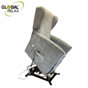 POCKET BERGER - Poltrona relax elettrica alzapersona firmata Global Relax