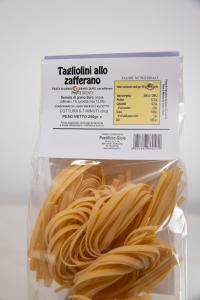 Tagliolini allo Zafferano(250gr)