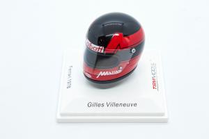 Gilles Villeneuve Helmet 1978 1/8 TSM Model