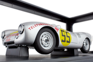 Porsche 550 Spyder Panamericana 1954 #55 1/18 Autoart