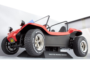 Manx Meyers Buggy Red 1968 1/18 Solido