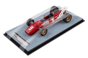 Ferrari 312F1 1966 Germany Gp #9 L. Bandini Ltd 160 Pcs 1/18 Tecnomodel