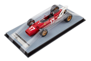 Ferrari 312F1 1966 Monaco Gp #17 J. Surtees Ltd 205 Pcs 1/18 Tecnomodel