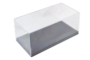 Plexy Display Case 31x16h13 cm Vetrinetta 1/18