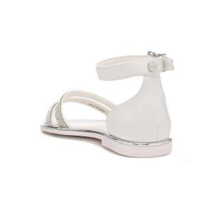 Sally 60 sandalo con strass