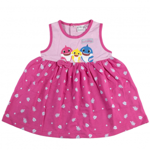 Vestito Baby Shark da 12 a 36 mesi Estate 2021