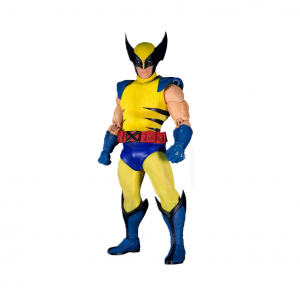 *PREORDER* Marvel Universe: WOLVERINE DELUXE STEEL BOX EDITION by Mezco Toys