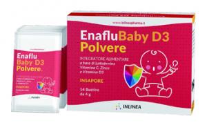 ENAFLU BABY D3 POLVERE